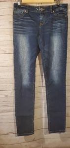 Maurices Skinny Faded Look Jeggings